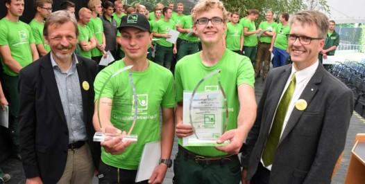Landschaftsgärtner-Cup 2016